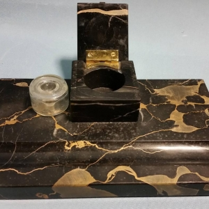 Marble inkwell 1