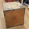 vintage wooden tea crate