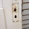 Heavy white door 3
