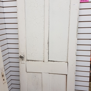 Shabby Chic Door 1