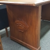 large oak desk 4