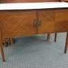 Marble top commode 5