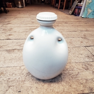 antique hot water bottle 1
