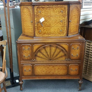 Highboy dresser - 1