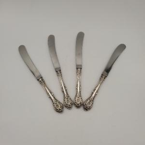 Birks Sterling Silver Butter Knives