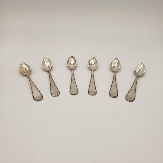 Adrianus Kuijlenburg Dutch Silver Spoons