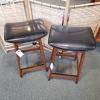 Johannes Anderson stools - pair