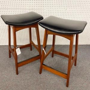 Johannes Andersen stools - pair