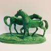 Bronze Horse Sculpture - Bayre 1886