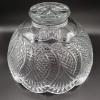 Large Waterford Crystal Seahorse Bowl