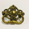 Antique Brass Drawer Pulls