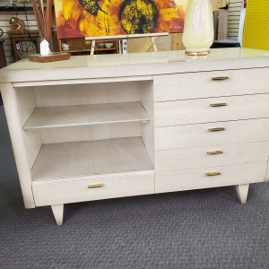 McLagan Furniture 1960s Mink Sideboard