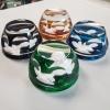 Baccarat Crystal Royal Paperweights Set