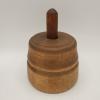 Primitive Wood Butter Press
