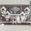 1960s Tablecloth and Napkins NIB
