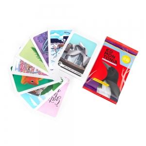 Edmontonia Trading Cards